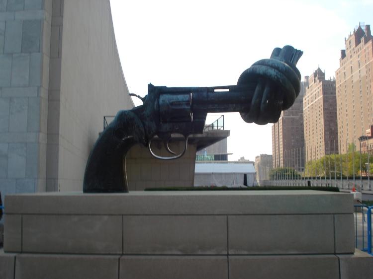 Monumento pela Paz - ONU - NYC