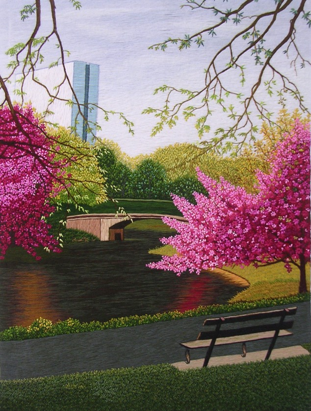 Primavera em Boston